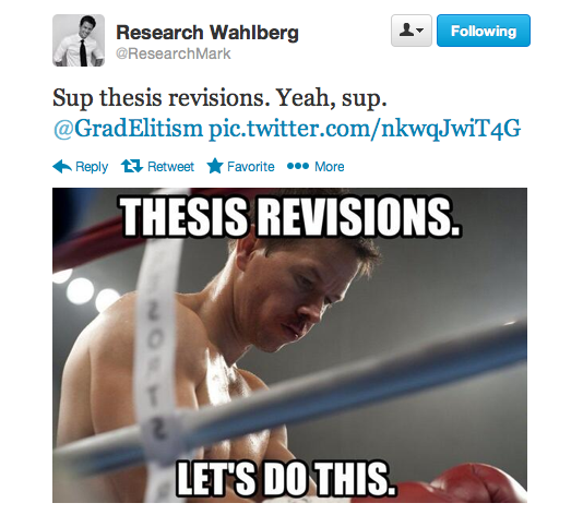 @ResearchMark Thesis Revisions