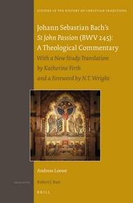 Loewe, St John Passion