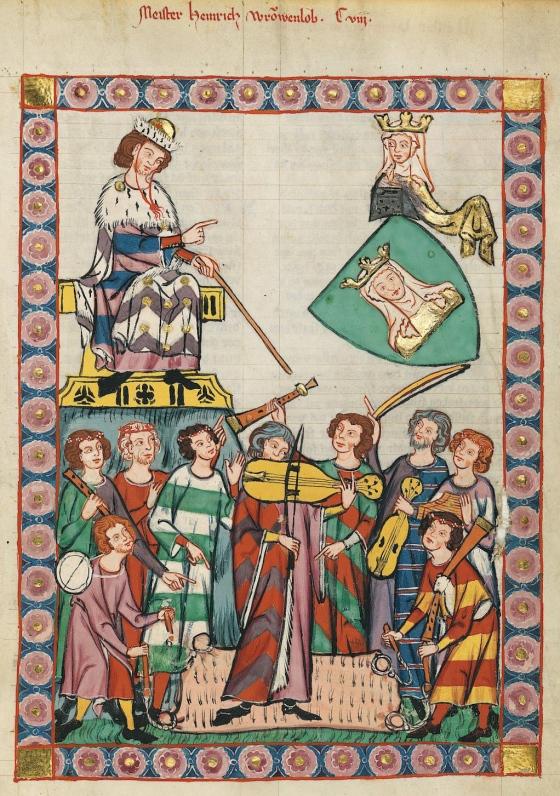 Meister des Codex Manesse (Nachtragsmaler II) - http://digi.ub.uni-heidelberg.de/diglit/cpg848/0793