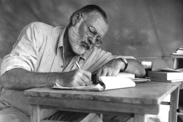 the influence and innovation of ernest hemingway essay Critic's notebook: under the influence of hemingway faulkner and fitzgerald in a 1983 essay come to papa: ernest hemingway's papers return from cuba may 7, 2013 rethinking hemingway 50 years after his death july 2, 2011.